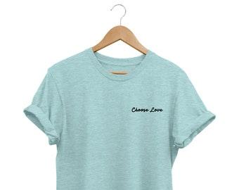 Make Empathy Great Again Slogan Adults Printed T-Shirt Casual Men Women Tee Top