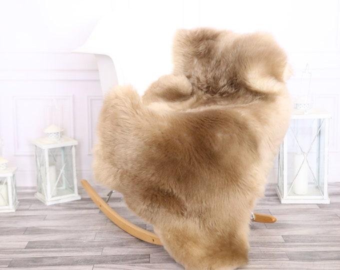 Sheepskin Rug | Real Sheepskin Rug | Shaggy Rug | Scandinavian Rug | | SCANDINAVIAN DECOR | Beige Sheepskin  #MIHER5