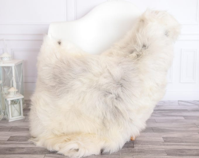 Organic Sheepskin Rug, Real Sheepskin Rug, Gute Sheepskin, Ivory Sheepskin Rug #GUTEFEB5