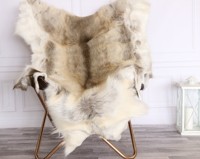 Reindeer Hide | Reindeer Rug | Reindeer Skin | Scandinavian Style CHRISTMAS HOME  #CRE4