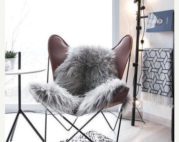 Real Icelandic Sheepskin Rug
