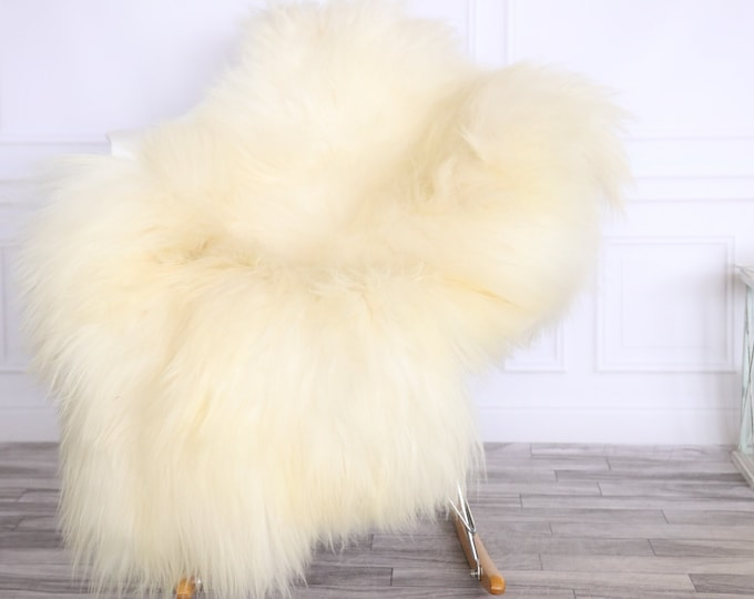 Icelandic Sheepskin | Real Sheepskin Rug | CHRISTMAS DECOR | Sheepskin Rug Ivory | Fur Rug | Homedecor #LISISL20