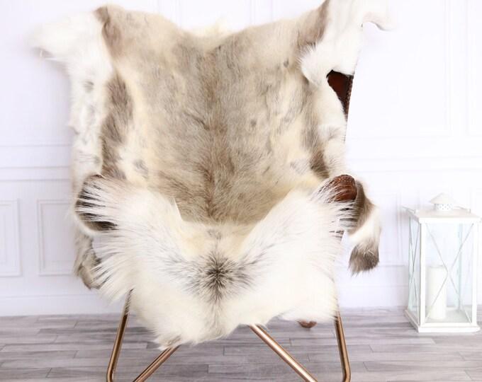 Reindeer Hide | Reindeer Rug | Reindeer Skin | Scandinavian Style CHRISTMAS HOME  #CRE9