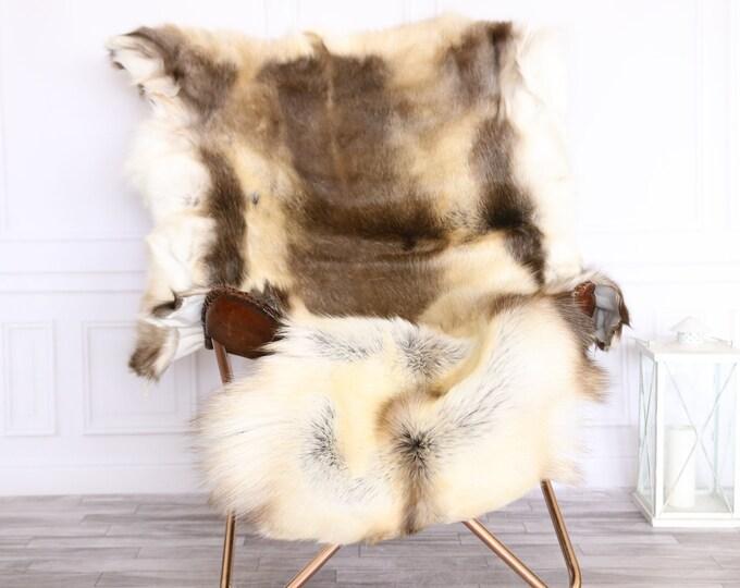 Reindeer Hide | Reindeer Rug | Reindeer Skin | Scandinavian Style CHRISTMAS HOME  #CRE10
