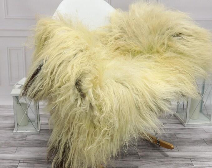 Icelandic Sheepskin   Real Sheepskin Rug   Ivory Beige Sheepskin Rug   Fur Rug   #islsept20