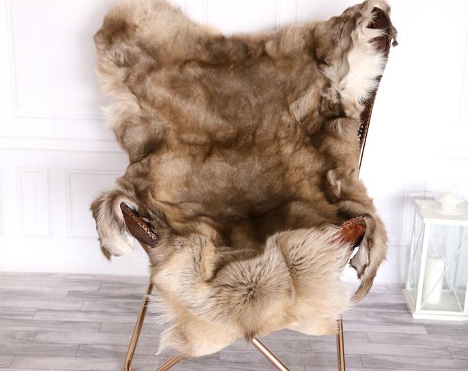 Reindeer Hide | Reindeer Rug | Reindeer Skin | Scandinavian Style CHRISTMAS HOME  #CRE20