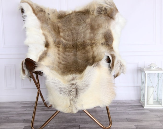 Reindeer Hide | Reindeer Rug | Reindeer Skin | Scandinavian Style CHRISTMAS HOME  #CRE2