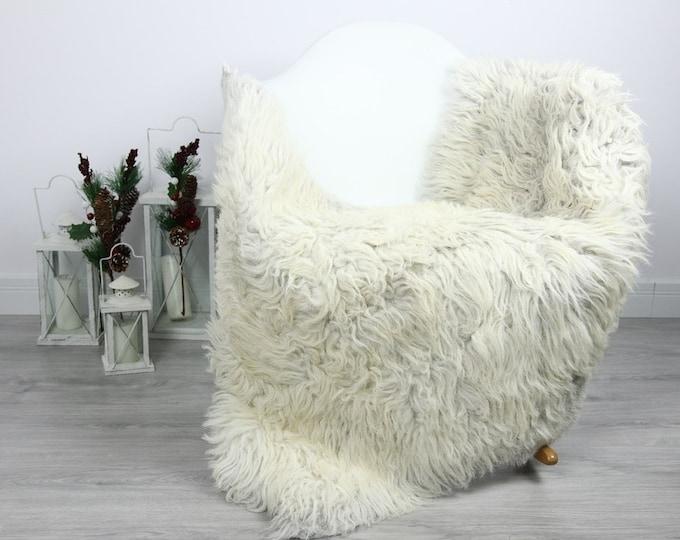 Organic Sheepskin Rug, Real Sheepskin Rug, Curly Sheepskin, Gray Beige Sheepskin Rug Christmas Home #CURLGUT19