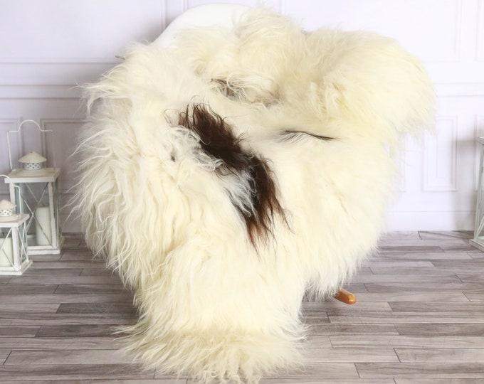 Icelandic Sheepskin | Real Sheepskin Rug | Sheepskin Rug Beige Brown | Fur Rug | Homedecor #WRZISL31