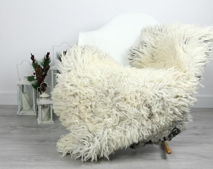 Organic Sheepskin Rug, Real Sheepskin Rug, Curly Sheepskin, Gray Beige Sheepskin Rug Christmas Home #CURLGUT18