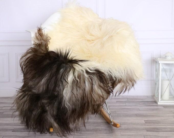 Icelandic Sheepskin | Real Sheepskin Rug | CHRISTMAS DECOR | Sheepskin Rug Beige Brown | Fur Rug | Homedecor #LISISL29