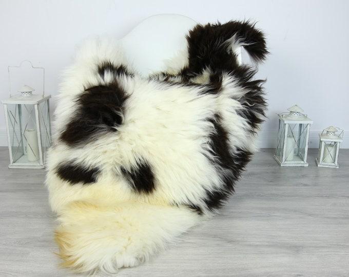 Sheepskin Rug | Huge Real Sheepskin Rug | Shaggy Rug | Chair Cover | XXL Sheepskin Throw | Beige Brown Sheepskin | Home Decor | #PRYMHER3