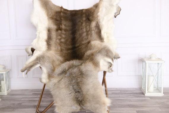 Reindeer Hide | Reindeer Rug | Reindeer Skin | Scandinavian Style CHRISTMAS HOME  #CRE6