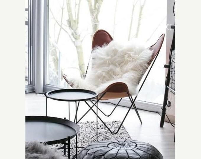 ON SALE White Icelandic Sheepskin Rug | Christmas Decoration | Christmas sheepskin rug | Christmas Home | Homedecor | White Rug | White Thro
