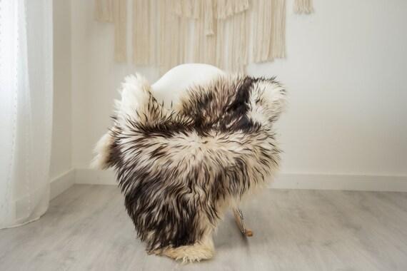 Real Sheepskin Rug Shaggy Rug Chair Cover Scandinavian Home Sheepskin Throw Sheep Skin  Sheepskin Home Decor Rugs #herdwik338