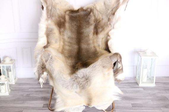 Reindeer Hide | Reindeer Rug | Reindeer Skin | Scandinavian Style CHRISTMAS HOME  #CRE16