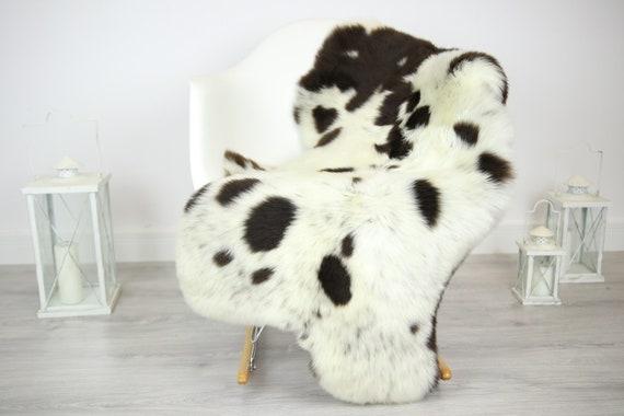 Sheepskin Rug | Real Sheepskin Rug | Shaggy Rug | Chair Cover | Sheepskin Throw | Ivory Sheepskin | Home Decor | #JAC20