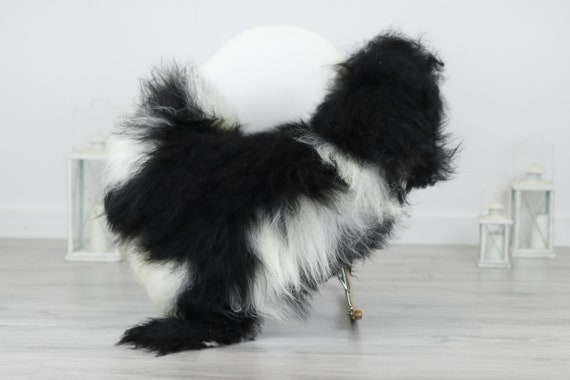 Real Icelandic Sheepskin Rug Scandinavian Decor Sofa Sheepskin throw Chair Cover Natural Sheep Skin Rugs White Blanket Fur Rug #Babisl15