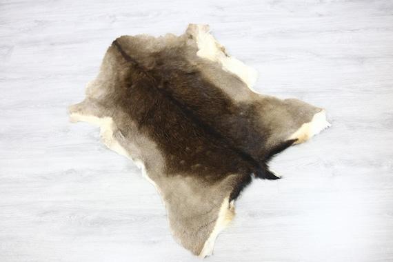 Deer Hide | Deer Rug | Deer Skin | Throw L  Large - Scandinavian Style | Home Decor | #SAR2
