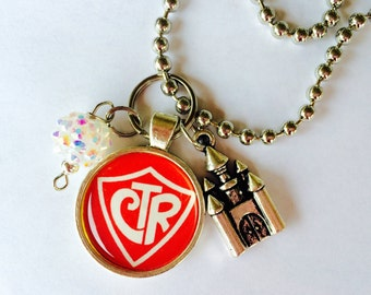 CTR Necklaces Choose the Right Primary Gifts for Girls Sunbeams Valiants LDS for Children I Am a Child of God
