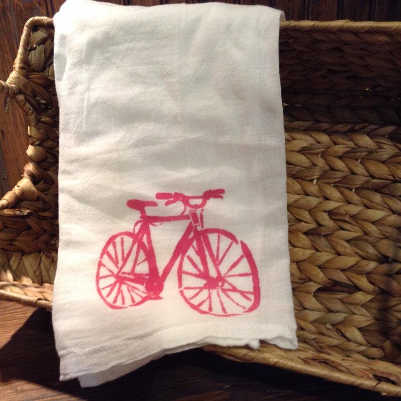Bicycle Kitchen Linen