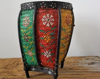 Sold!  Vintage Traditional Basket | Indonesia