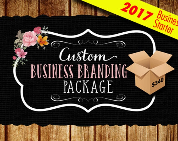 Custom Business Branding Package, Business Startup, Logo Design, Web banner, Social Media Headers, 1000 Business Cards, Letterhead Design