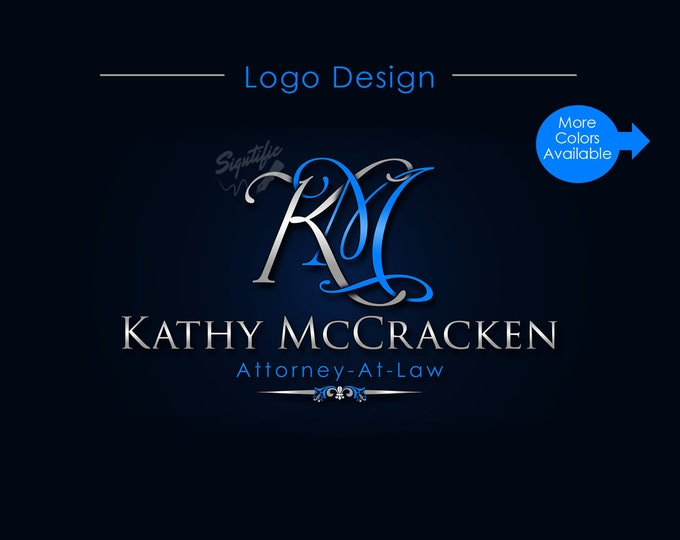 Custom Name Logo, Monogram Logo, Initials Name Logo, Agent Logo, Intertwined Logo, Agent Logo, Professional Logo, Website Logo, Blog Logo