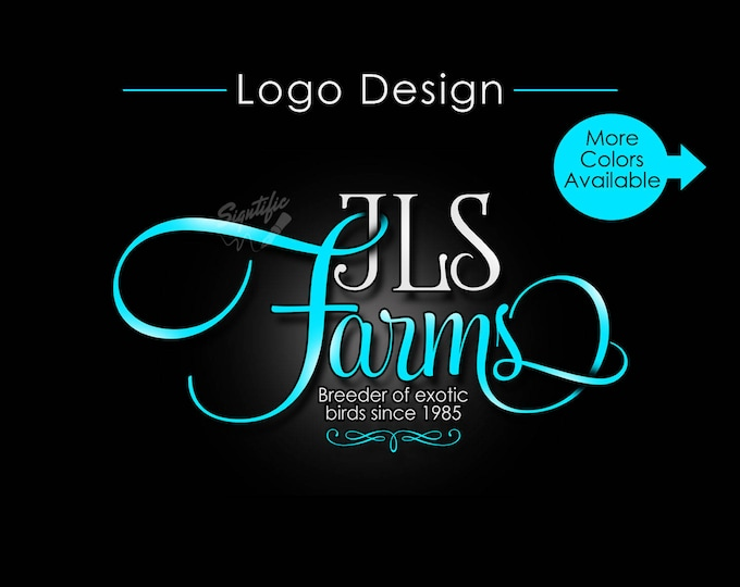 Logo Design, Custom Logo Design, Logo Design Custom, Custom logo, Business Logo, Photography Logo, Watercolor Logo, Logo Designer, Web Logo.