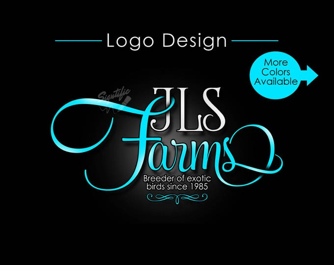 Logo Design, Custom Logo Design, Logo Design Custom, Custom logo, Business Logo, Photography Logo, Watercolor Logo, Logo Designer, Web Logo.