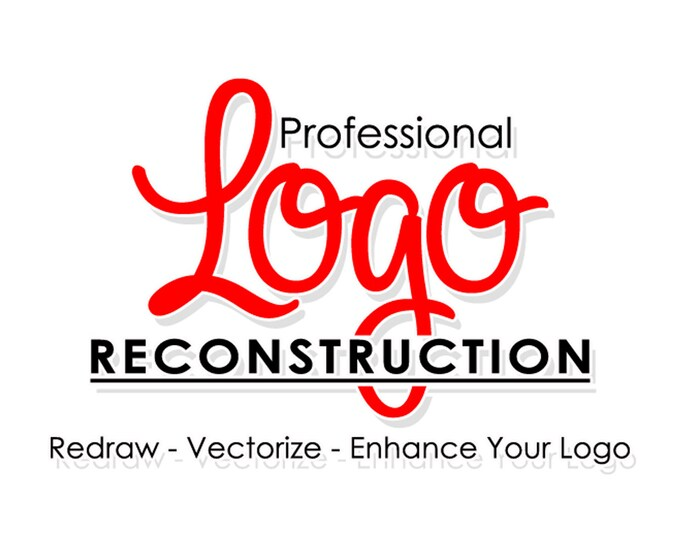 Enhance Logo, Edit Logo, Reconstruct Logo, Tweak Logo, Redraw Logo, Vectorizing, Logo Enhancement, Logo Tweaking Service, Bitmap to Vector