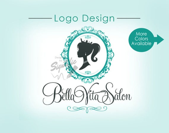 hair salon logos signtific designs