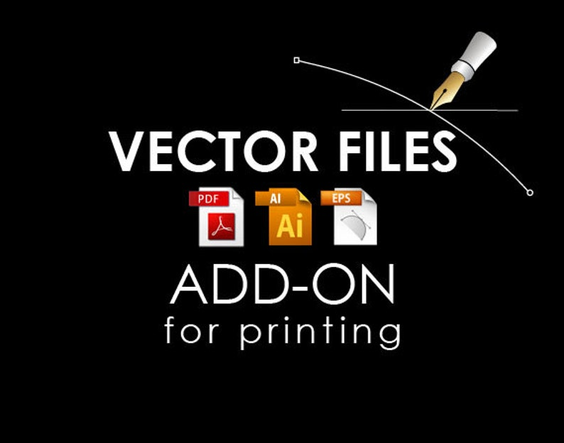 Vector source files Add on high resolution source files for image 0