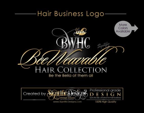 Hair Extension logo, Logo Design, Custom Logo Design, Logo Design Custom, Custom logo, Business Logo, Hair Business Logo, logo designer