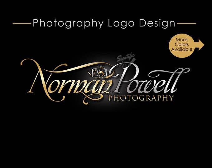 Photography Logo, Custom logo, Logo Design, Custom Logo Design, Logo, Logos, Business Logo, Creative logo, Logo Design Service, Camera Logo
