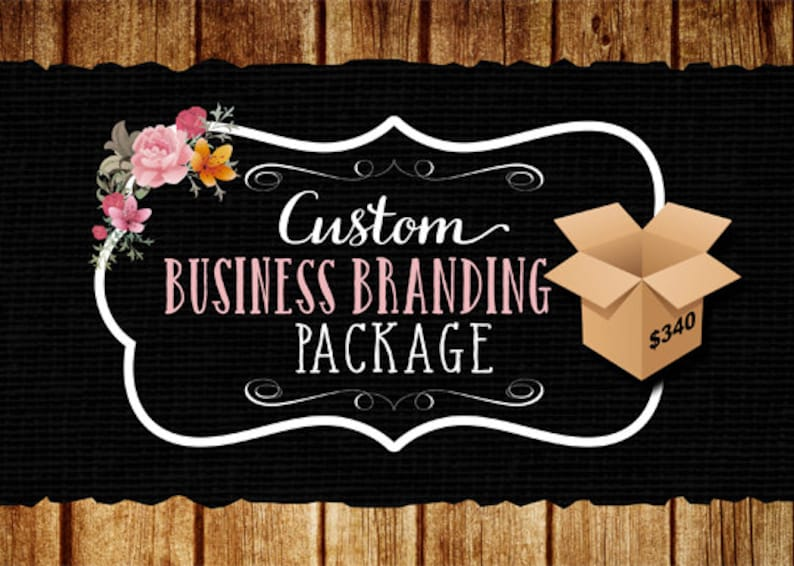 Custom business branding package Logo and Label Designs Web image 0