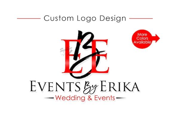 Logo Design, Wedding & Events Business Logo, Custom Logo Design, Logo, Logos, Custom logo, Business Logo, Creative logo, Logo Design Service