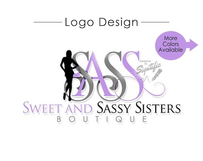 Custom logo design, Custom Boutique Logo, Business Logo, Business Design, OOAK logo, Logo Design, Creative Logo, Logo Maker, Logo Creation