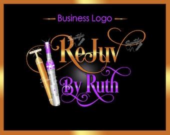 Custom Logo Design, Esthetician Logo, Makeup Artist Logo, Makeup Artistry Logo Design, Beauty Salon Logo, Salon Logo Design, Business Logo