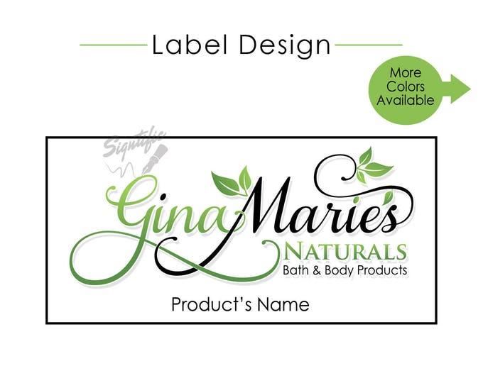 Product Label Design, Jar Label logo, Scrub Label Design, Food Label Design, Product Logo, Tin Logo, Bottle Label Design, Business Logo
