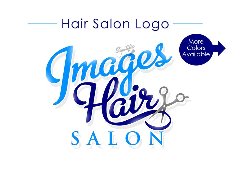 f0b4b014 Hair Salon Logo Custom Logo Logo Design Logos Logo Custom | Etsy
