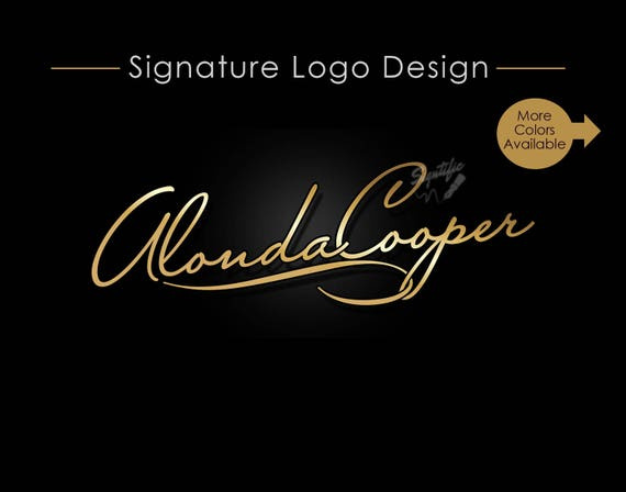 Name Signature Logo, Logo Signature, Name Brand Logo, Logo Design Custom, Signature Design, Business Logo Custom, Name Logo, Name Branding,.