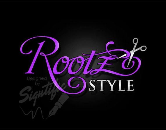 Hair Salon Logo Design, Hair Salon Logo, Business Logo Design, Logo Design, Business Logo, Scissors Logo, Logo Art, Logo Branding, Logo