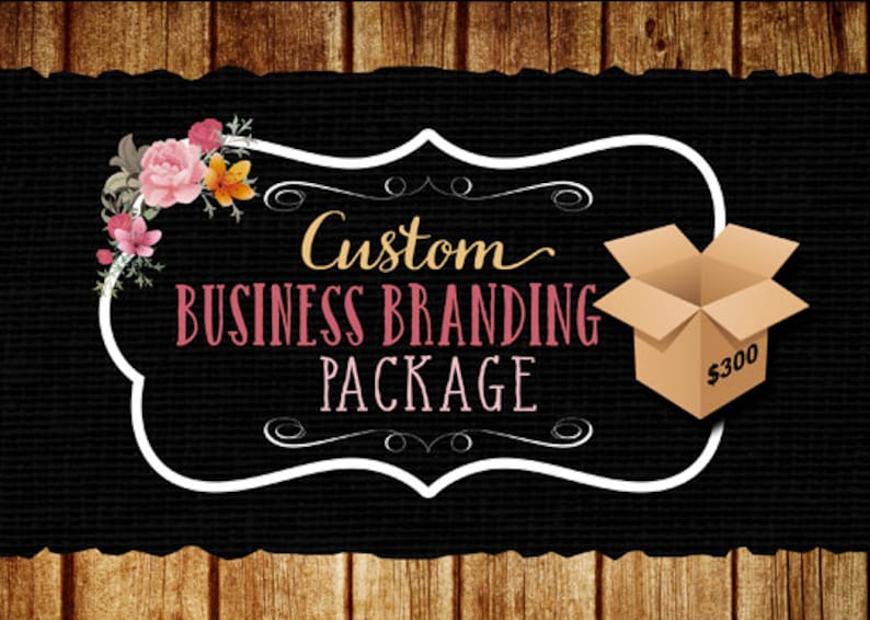 Custom business branding package 3 logo design concepts web image 0