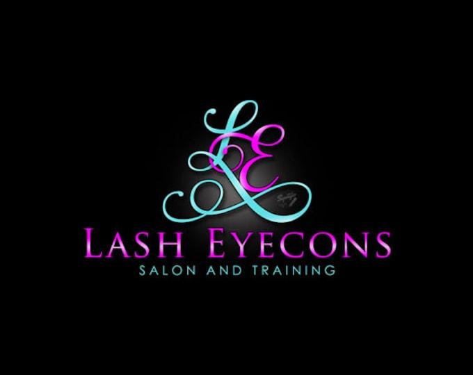 Monogram Logo, Logo Design, Custom Logo Design, Logo, Logos, Custom logo, Business Logo, Creative logo, Logo Design Service, Eyelash Logos,.