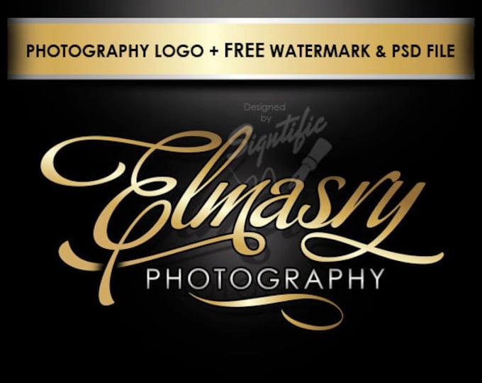 Photography Logo, Photographer Logo, Custom Logo, Logo, Logo Design, Logo Custom, Studio Logo, Logo Designer, Graphic Designer, Watermark
