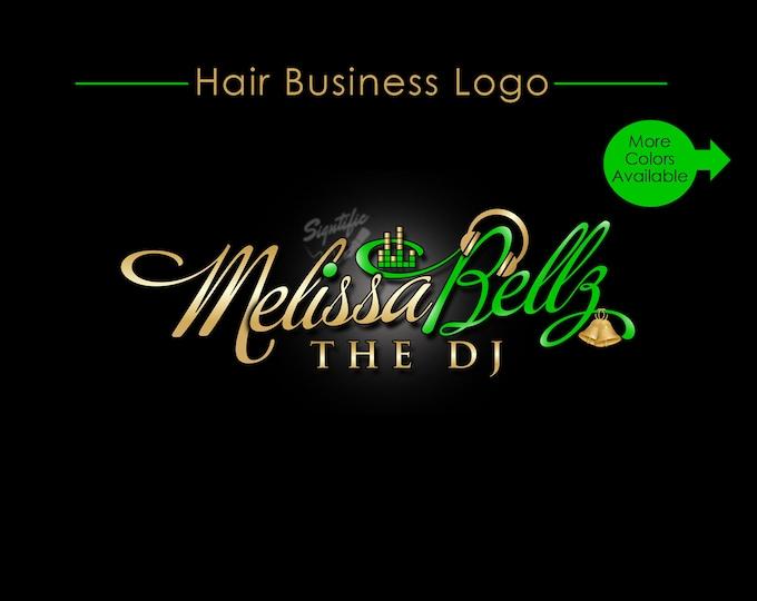 Logo Design, DJ logo, Music Artist Logo, Custom Logo Design, Logo Design Custom, Custom logo, Business Logo, logo designer, Name Branding