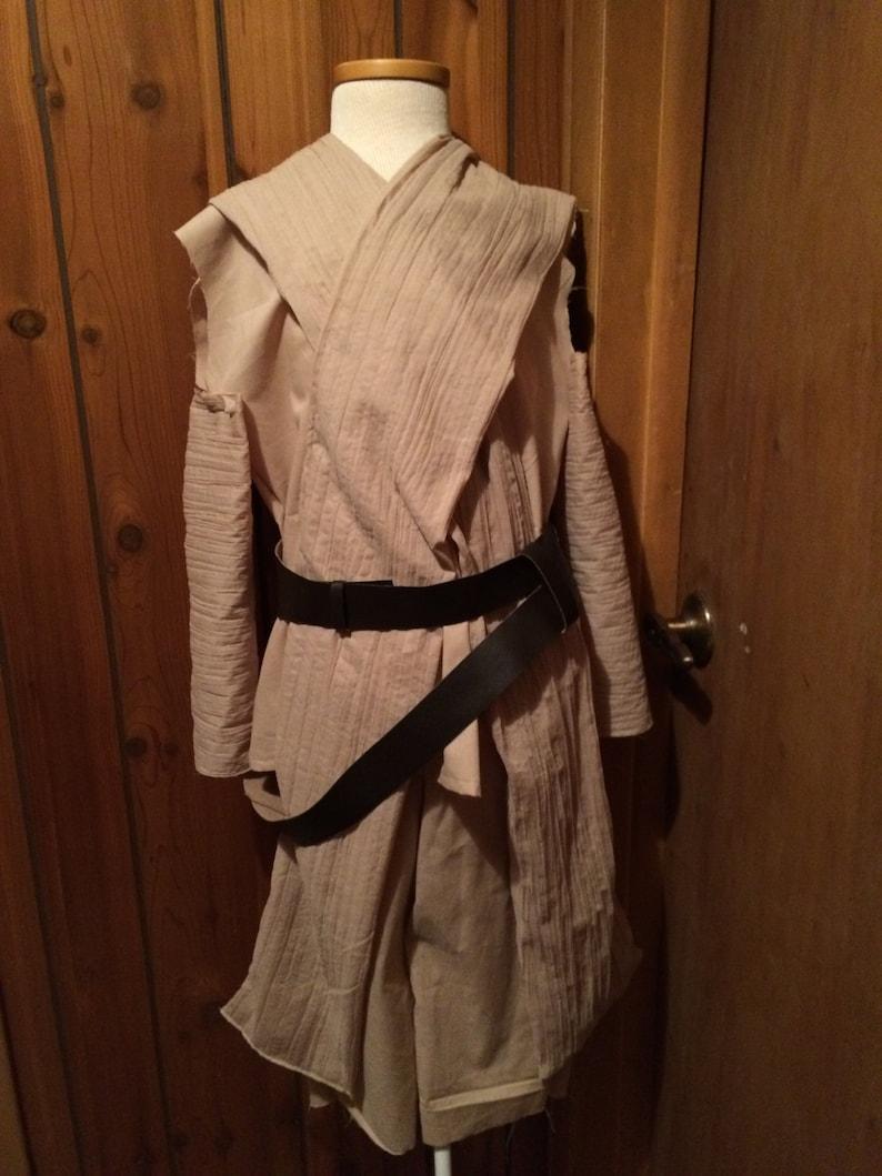 Rey The Force Awakens Costume Star Wars Children/'s size 6-12