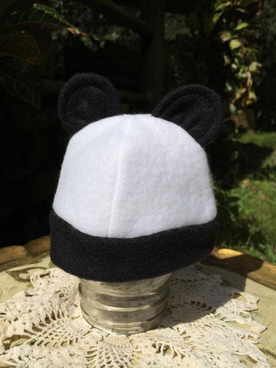Polaire ours chapeau - Panda Koala