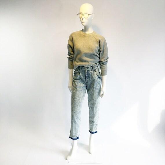 Vintage 60's 70's Mayo Spruce Fleece Sweatshirt